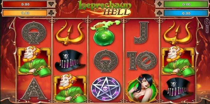 Leprechaun Goes to Hell slot review and bonus