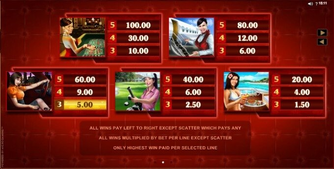 Play Life of Riches slot at Betsafe casino