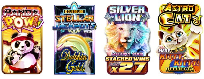 Lightning Box games and slots