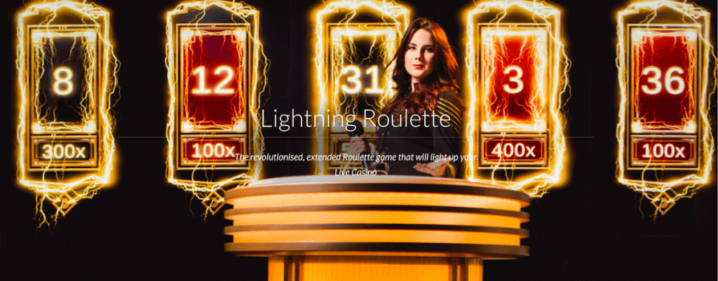 Lightning Roulette review