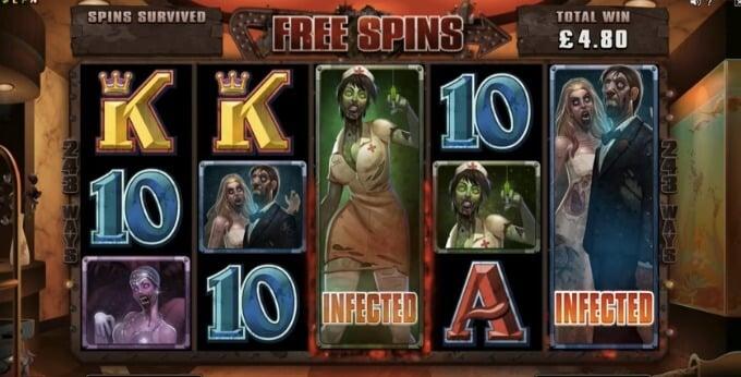 Play Lost Vegas slot at Mr Green Casino