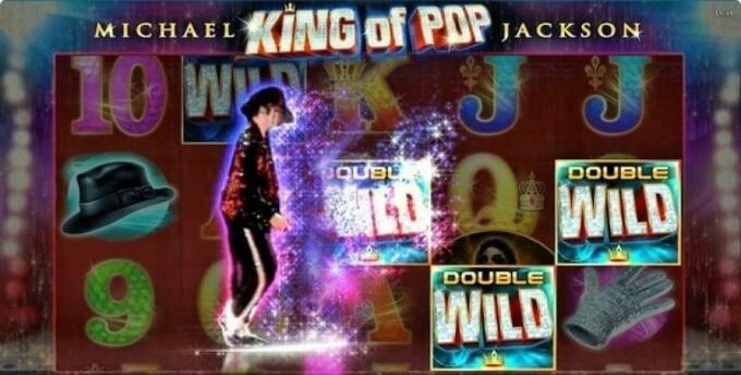 Play Michael Jackson: King of Pop slot at Rizk casino