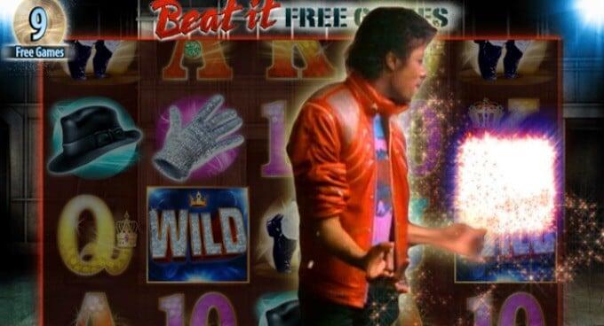 Play Michael Jackson: King of Pop slot at LeoVegas casino