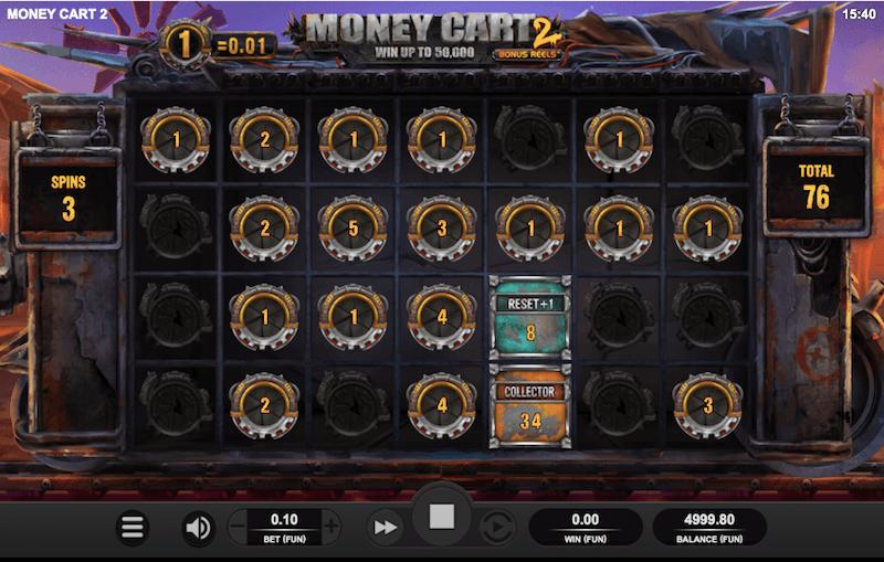money cart 2 relax gaming