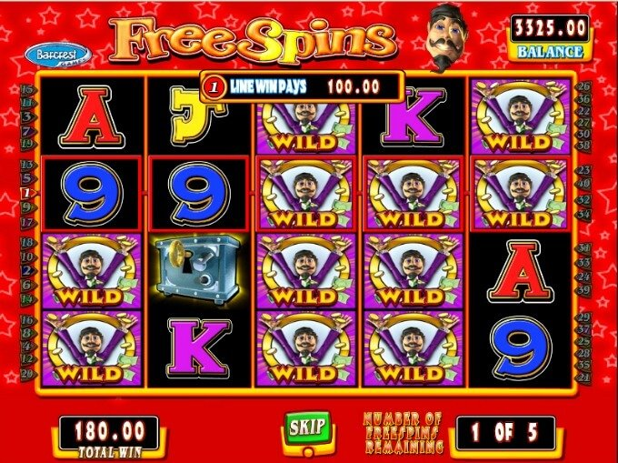 Play Monty's Millions at VideoSlots casino