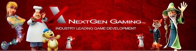 Play NextGen slots on Betsafe Casino