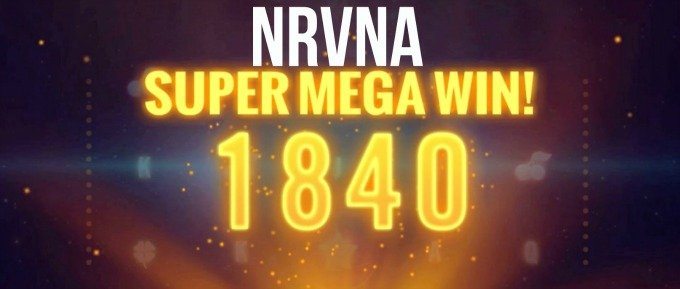 Play NRVNA slot at LeoVegas casino