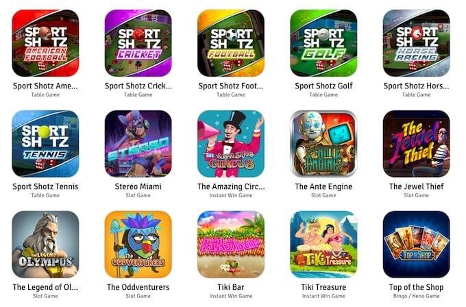 Odobo games - Play on Unibet casino