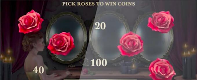 The Phantom's Curse bonus game