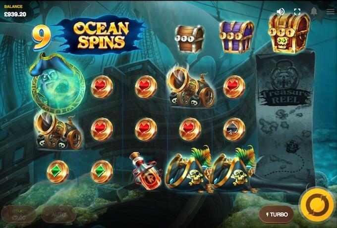 Pirates Plenty free spins