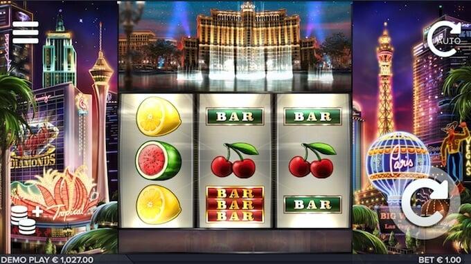 Vegas Diamonds slot review
