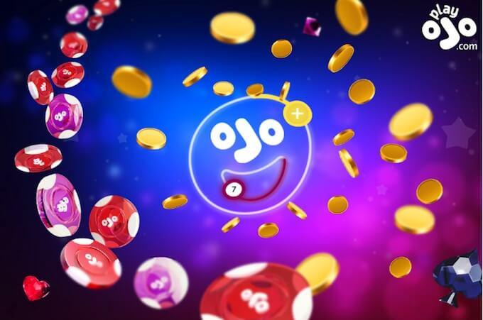 cash back casino - PlayOjo casino