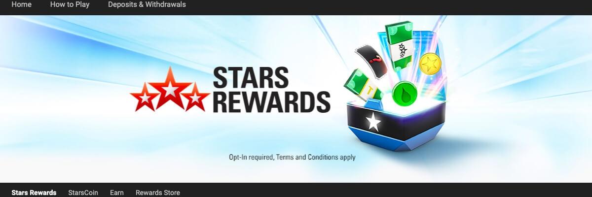 PokerStars loyalty scheme