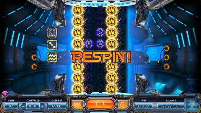 Play Power Plant slot at InstaCasino soon