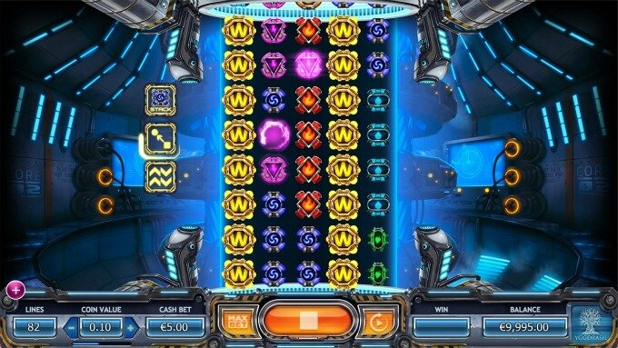 Play Power Plant slot at Dunder Casino soon