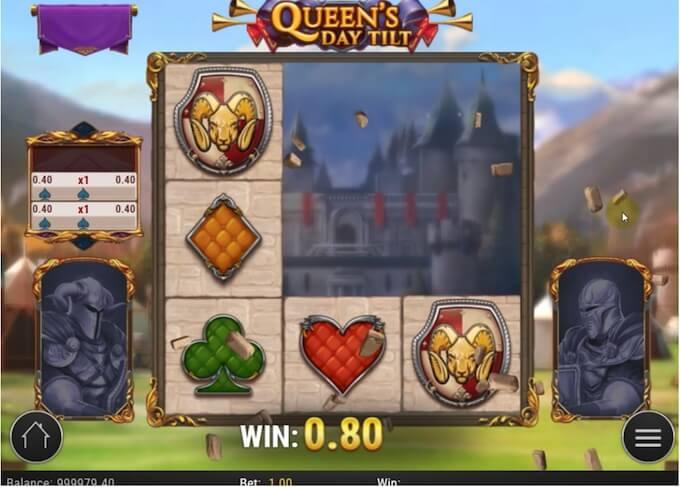 Queens Day Tilt slot
