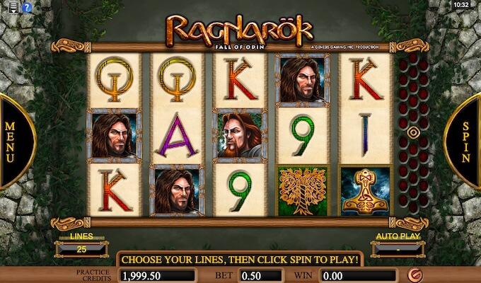 Ragnarok slot