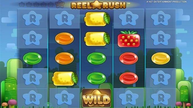 Play Reel Rush at Betsafe casino