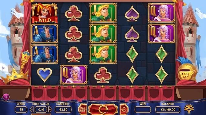 Royal Family slot