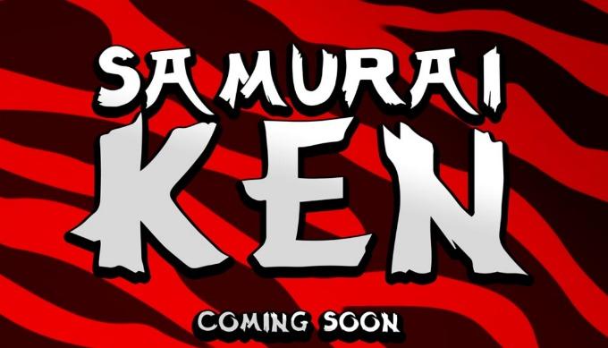 Fantasma Games - Samurai Ken
