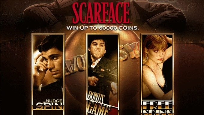 Play Scarface at Casumo casino
