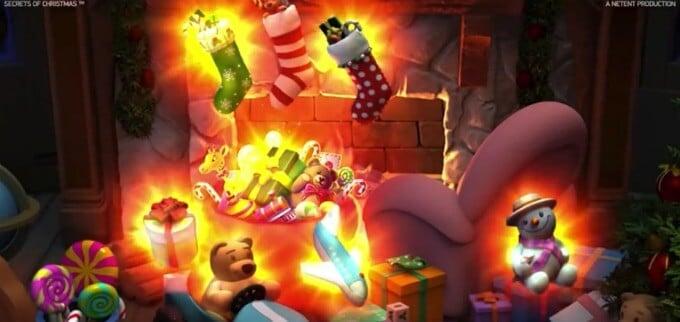 Play Secrets of Christmas slot soon at Rizk casino