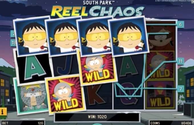 Play South Park Reel Chaos
