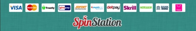 Spin Station casino payment methods
