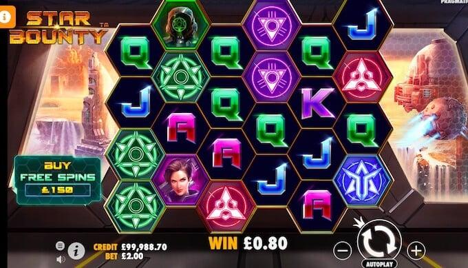 Star Bounty Slot Pragmatic Play