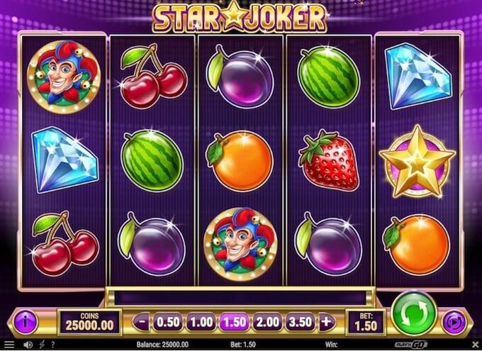Star Joker slot