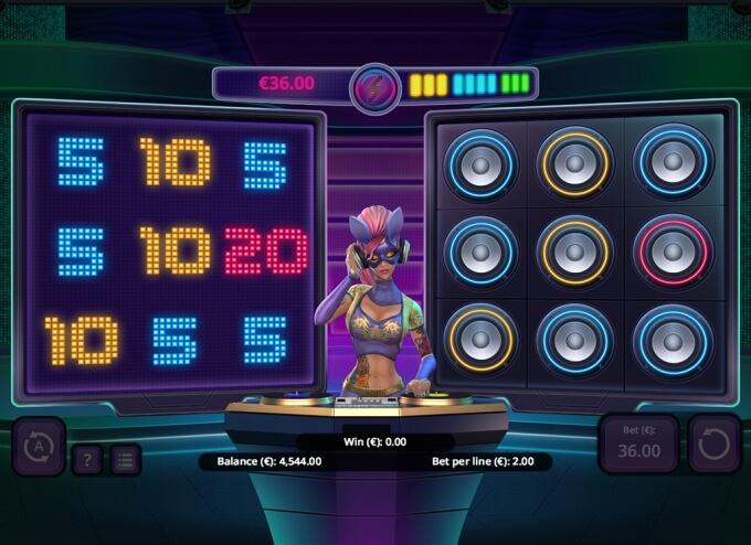 Stereo Miami slot free spins play on Leo vegas