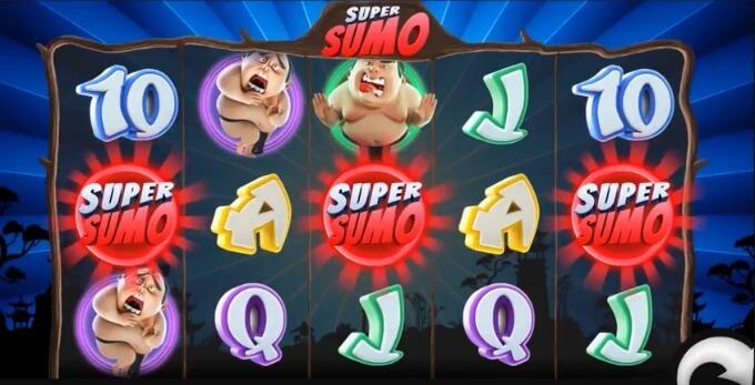 Super Sumo slot Fantasma