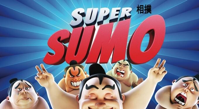 Fantasma games - Super Sumo slot