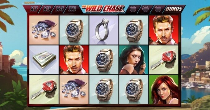 Play The Wild Chase slot