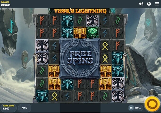 Thor's Lightning slot review