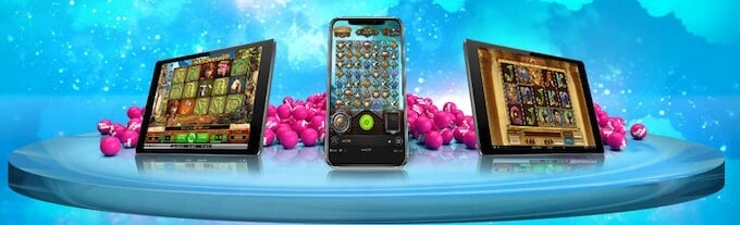 Play on Vera&John mobile casino