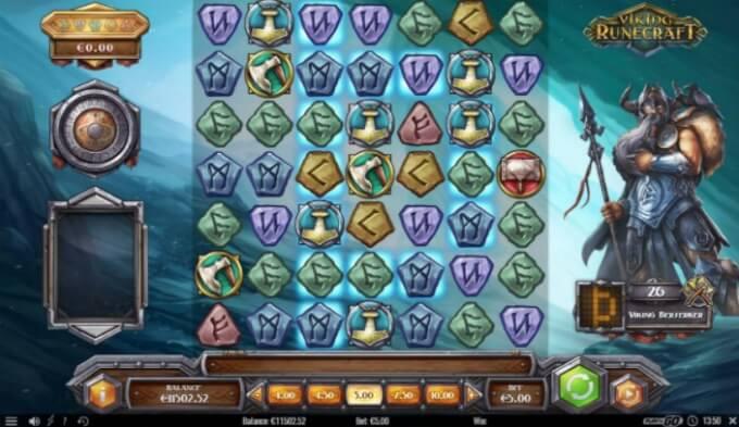 Play Viking Runecraft slot at LeoVegas casino soon