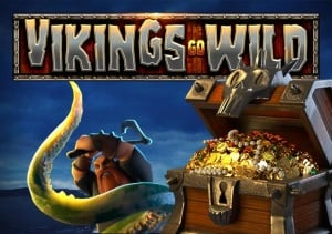 Play Vikings Go Wild slot on Betsafe casino