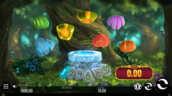 Play Well of Wonders slot at LeoVegas casino