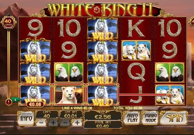 White King 2 slot