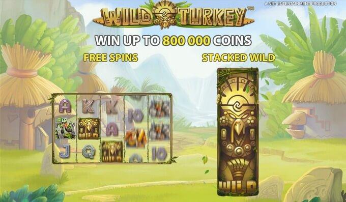 Play Wild Turkey slot