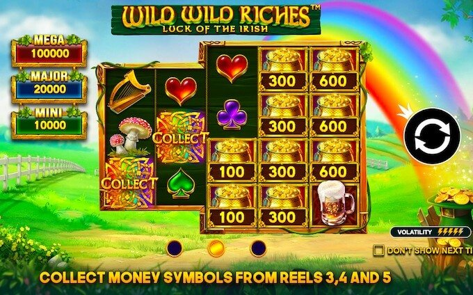 Wild Wild Riches Slot Review