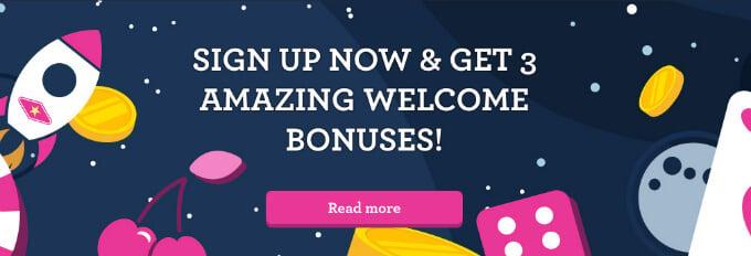 Winning Room casino - get bonus here