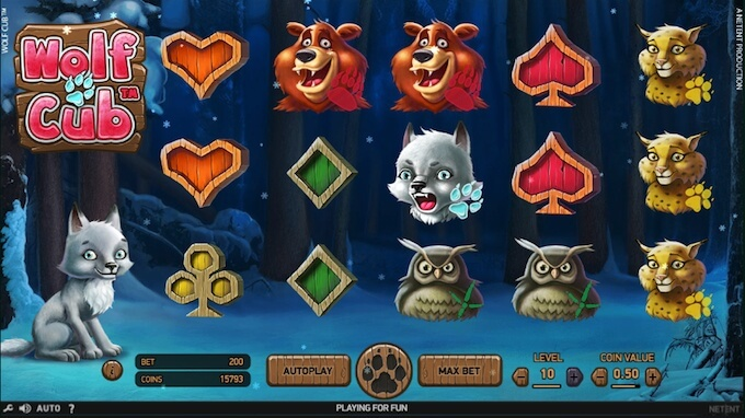 Play Wolf Cub today!