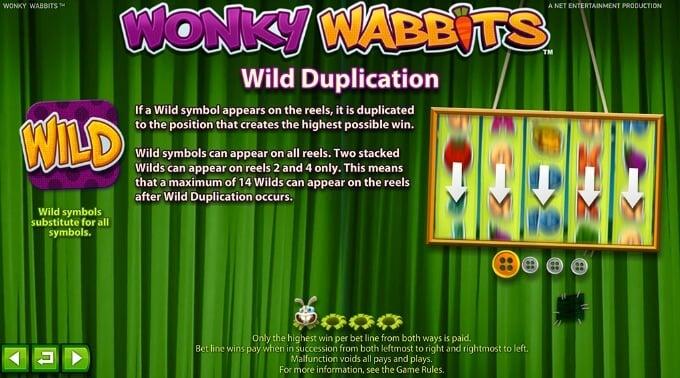 Play Wonky Wabbits